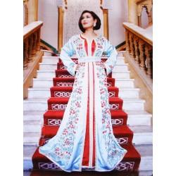 Takchita marocaine Rouge et...