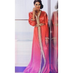 Caftan Rouge glamour