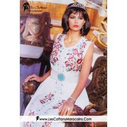 Caftan princesse d'Egypte