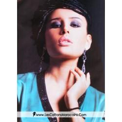 Takchita marocaine avec manches originales