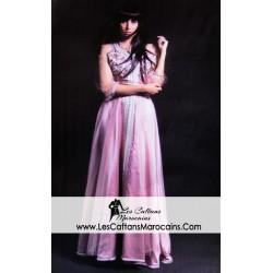 Takchita rose pastel avec...