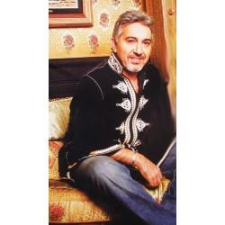 Caftan marocain henné 2015