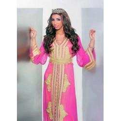 Caftan marocain brillance