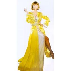 Takchita jaune : couleur...