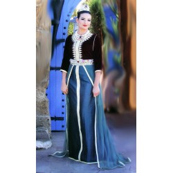 Takchita marocaine d'une exquise fluidité
