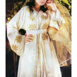 Takchita douceur d'une mariée
