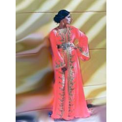 Takchita moderne en couleur...