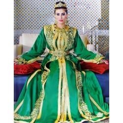 Takchita verte pour le Henné