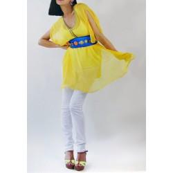 Tunique jaune