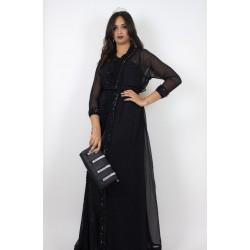 Belle takchita noir avec...