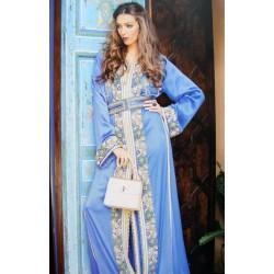 Takchita bleu magnifique