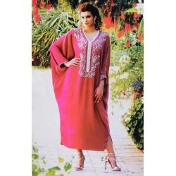 Gandoura marocaine femme moderne
