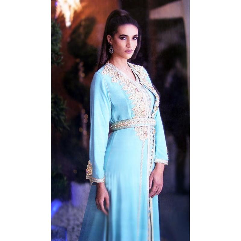 tunique femme style marocain