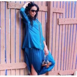 Jabador marocain bleu