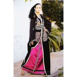 Takchita marocaine noir et...